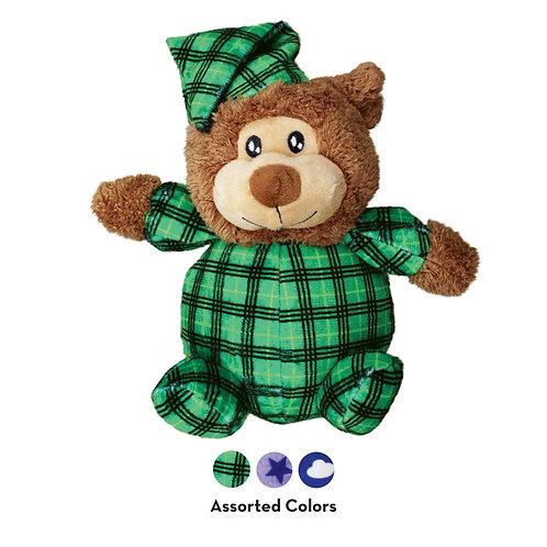 KONG -Comfort Snuggles (Green Checks)