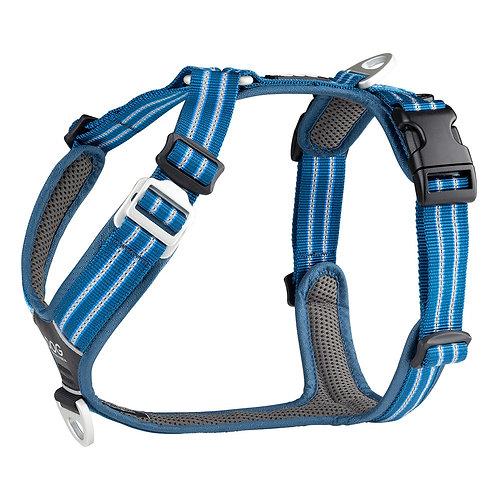 DOG Copenhagen - Comfort Walk Air Harness Ocean Blue (5 Sizes)