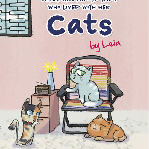 Book:  CATS (Part of proceeds will be donated to ASD)