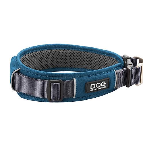 DOG Copenhagen - Urban Explorer Collar Ocean Blue (4 Sizes)