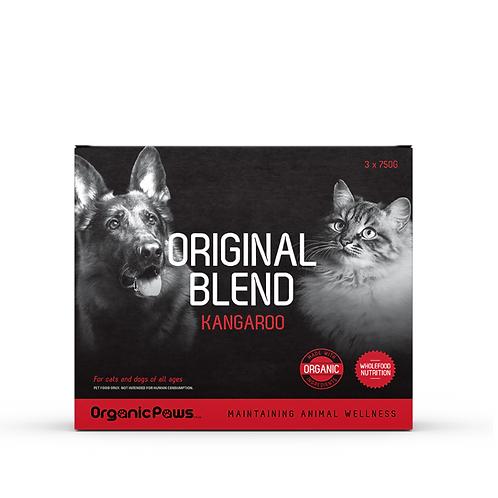 Organic Paws Original Blend - Kangaroo (8x275g)