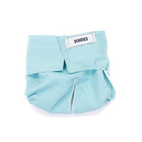Dundies Snappie-Soft Blue (1 Shell & 1 Insert)
