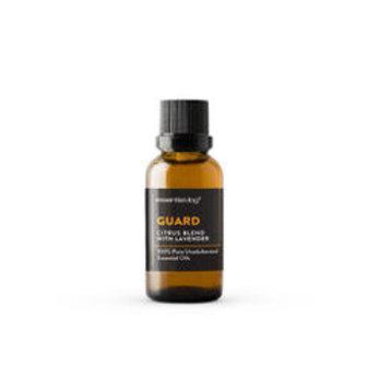 Essential Oil: Guard - Citronella, Lemongrass Cochin, Lavender, Cedarwood