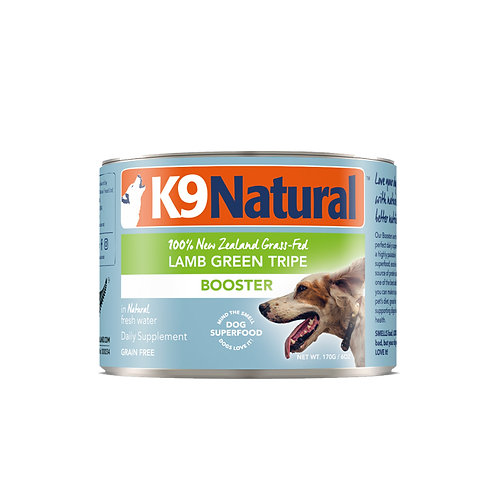 K9 Natural Canned - Lamb Green Tripe (2 sizes)