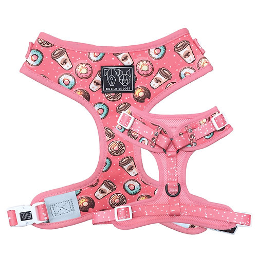 Big & Little Dogs Adjustable Harness-Glazy