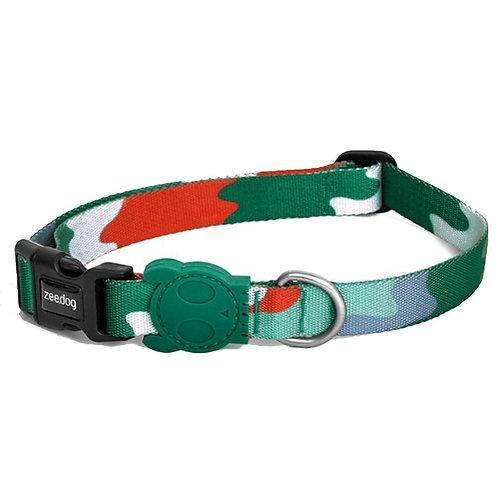 Zee.Dog Collar-Camo
