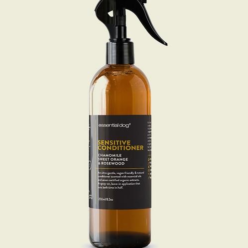 Essential Dog Sensitive Conditioner: Chamomile, Sweet Orange, Rosewood (2 sizes)