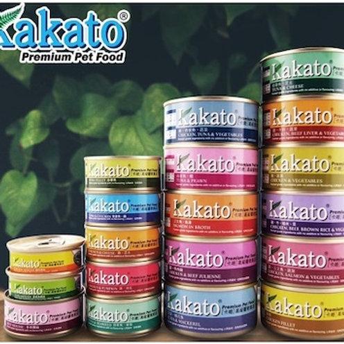 Kakato Premium Tinned Food 40g