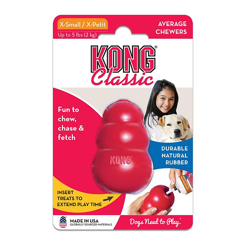 KONG® Classic (6 sizes)