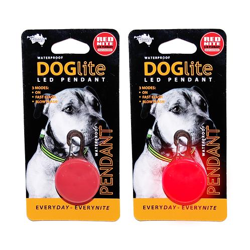 DOGlite LED Pendant (Red Nite)