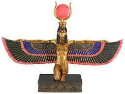 egyptian-statues-large-winged-egyptian-i