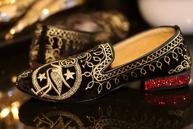 SABAA 'Har 1.5 MENS LOAFERS with Embellishments