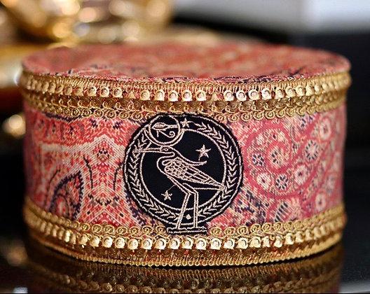 SABAA Logo Paisley Crown