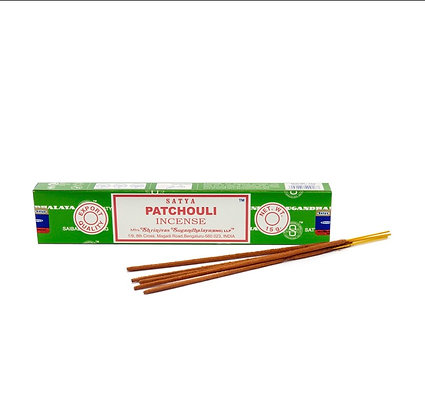 SATYA Patchouli Incense 15G