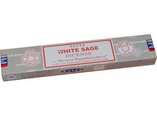SATYA White Sage Incense 15G