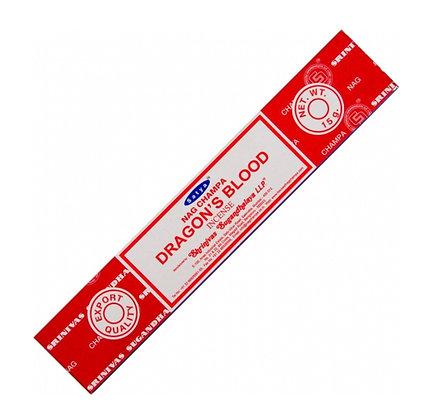 SATYA Dragons Blood Incense 15G