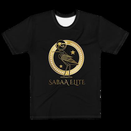 SABAA ELITE LOGO Men's T-shirt