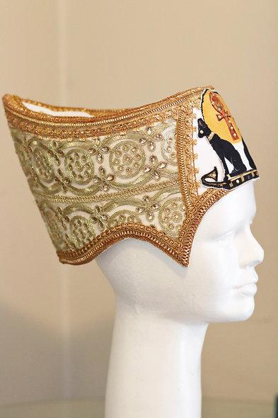 The 47th Dynasty Sacred Felines Crown