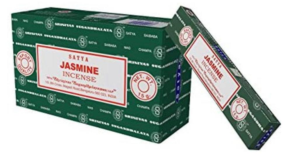 SATYA Jasmine Incense 15G