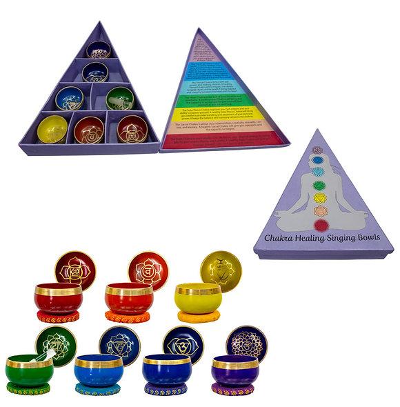 Mini Singing Bowl Set