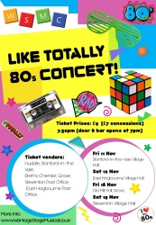 Like Totally 80s Concert!