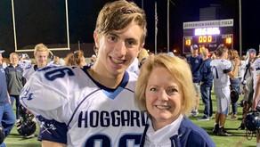 Athlete Spotlight - Vikings JV Football Receiver Logan Legg