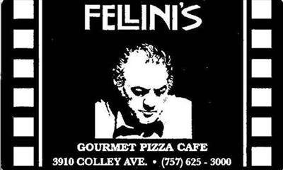 Fellini's Gift Cards
