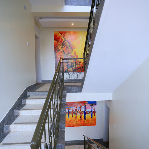 BBR Staircase