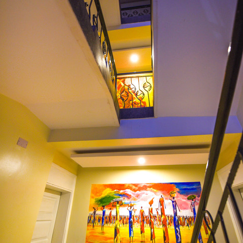 BBR Staircase Area