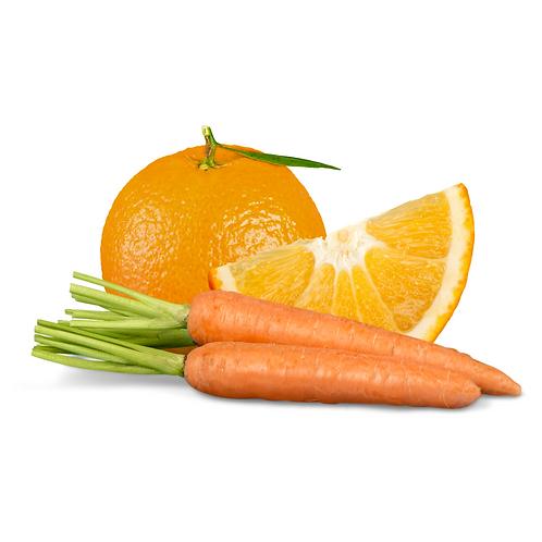 Pulpa de Zanahoria y Naranja | 500 Gr.