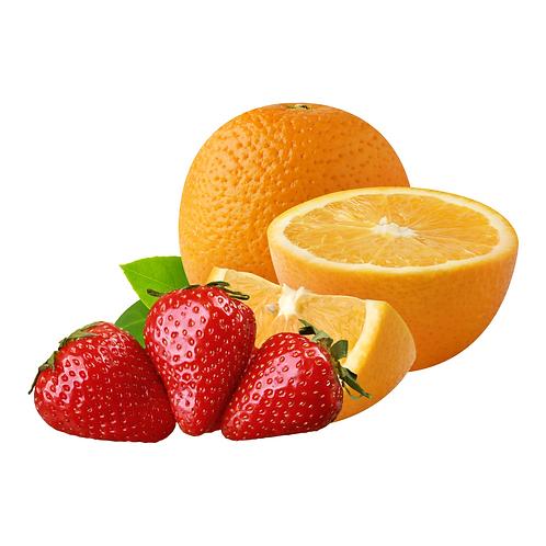 Pulpa de Frutilla y Naranja | 500 Gr. | 1 Kg.
