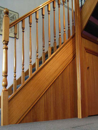 timber closed string sydney based stairs image