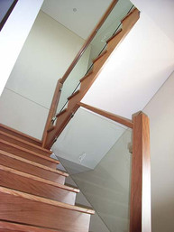 timber stairs and balustrades sydney image