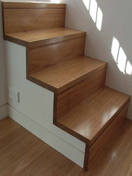 cut string timber sydney based stairs image