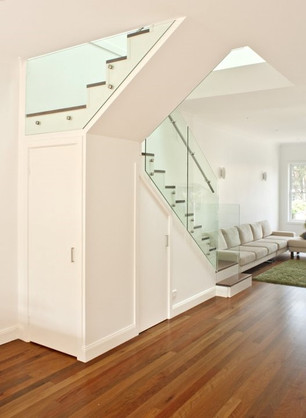 Staircase inspiration and staircase design by Budget Stairs Sydney