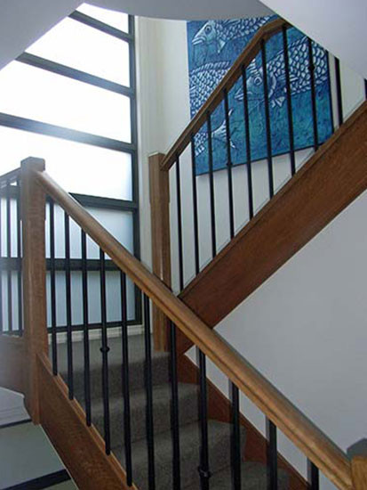 timber sydney based stairs image