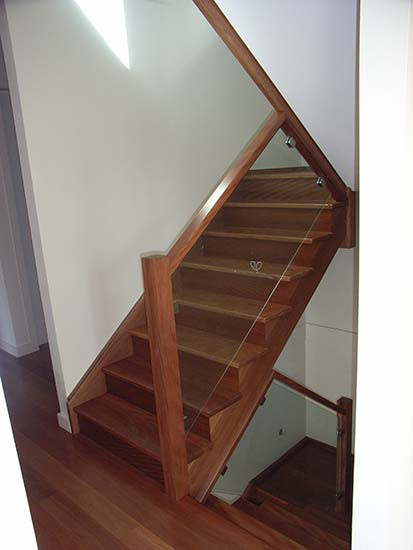 timber sydney based staircase image