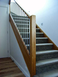 sydney based timber and metal balustrades image