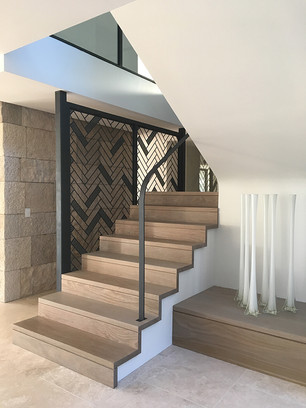 Sydney staircase design by Budget Stairs