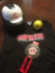 SnoCo Express Red Softball Gear