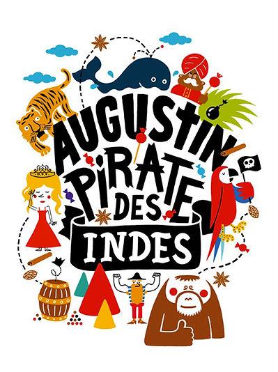 Augustin pirate des indes spectacle jeune public pirate voyage senteurs