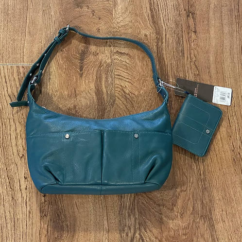 New! Stone Mountain Leather Purse and Wallet