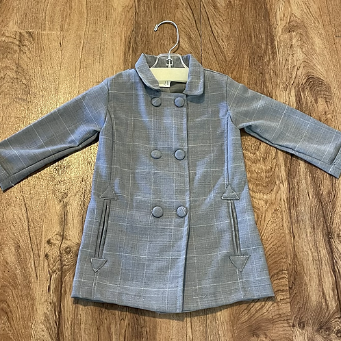 Girl's Kandy Crew Trenchcoat Sz 24 m
