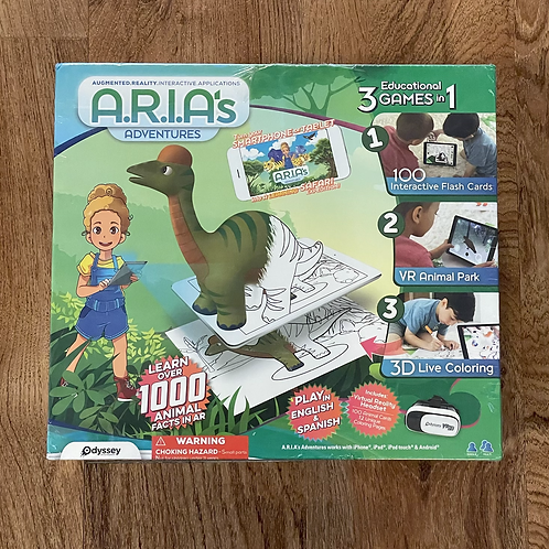 NEW A.R.I.A's Adventures Electronic Toy