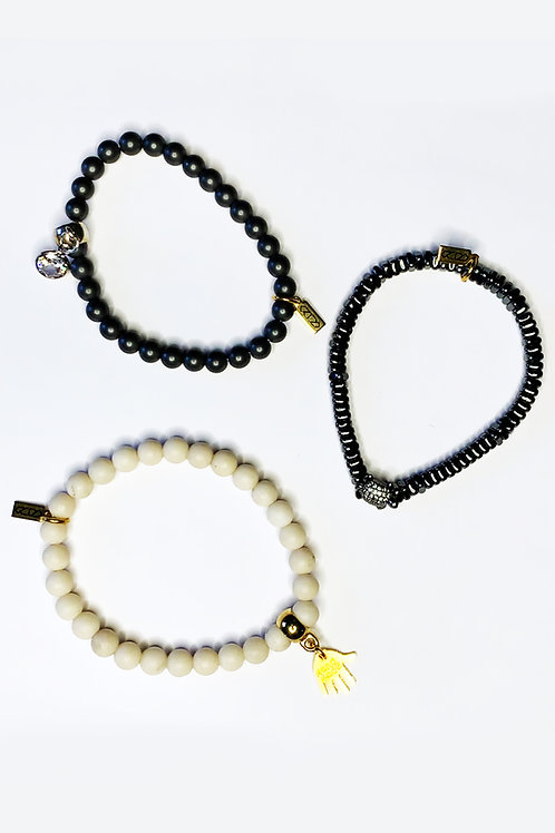STRETCH BRACELETS - GROUP 01