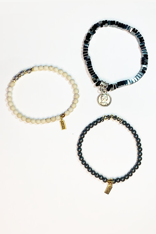 STRETCH BRACELETS - GROUP 03