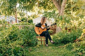 Clara McLain Classical Guitarist