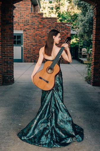 Galveston Classical Guitarist