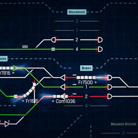 """Rail Route"" Demo Updated with New Features and Fixes"