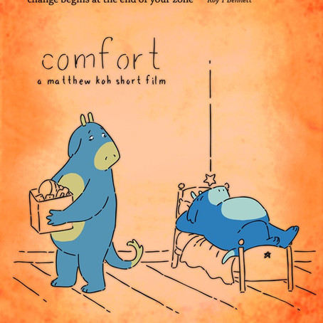 """""""Comfort"""" Selected for OzSnax awards in Melbourne"""